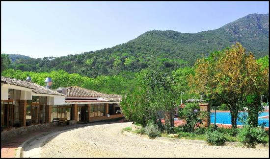 Gualba, สเปน: VISTA EXTERIOR