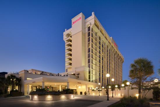 Charleston Marriott: Exterior