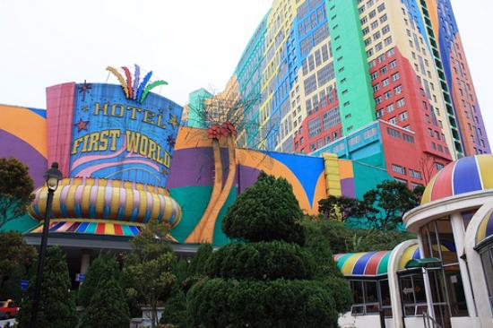 Genting Highlands Theme Park: Hotel