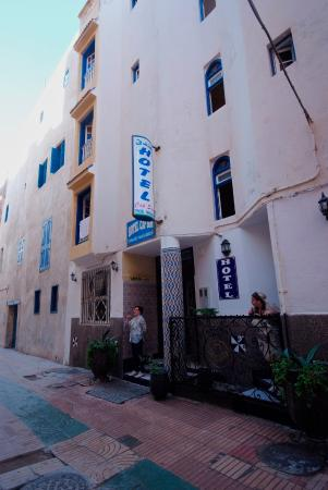 Hotel Cap Sim : Esterno hotel