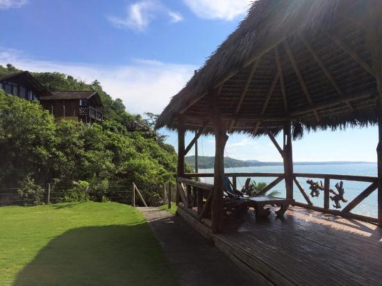 El Acantilado Beach Hotel: Balcón Mirador del Hotel