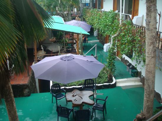 Hotel Fernandina: Área recreativa