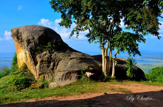 Nong Ruea, Thajsko: จุดชมวิวหินช้างสี