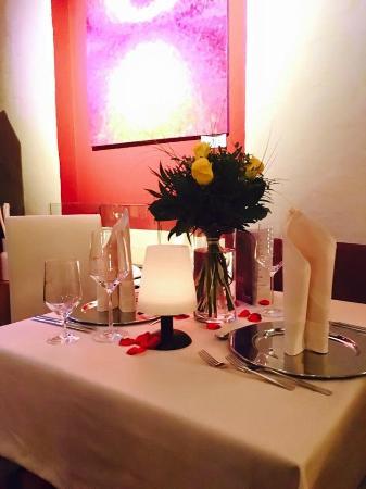 Das Premium Candle Light Dinner In Nurnberg Vineria