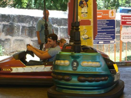 Todo en Uno: Bumper cars are always fun too