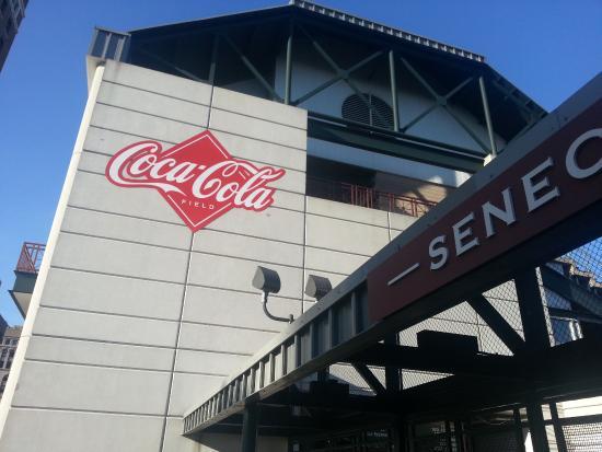 Coca-Cola Field: Finally-Coca Cola Field