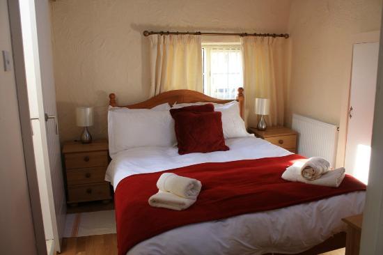 Cury, UK: Woodpeckers bedroom