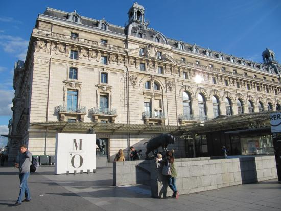 Picture of quai d 39 orsay paris tripadvisor for Quai d orsay metro