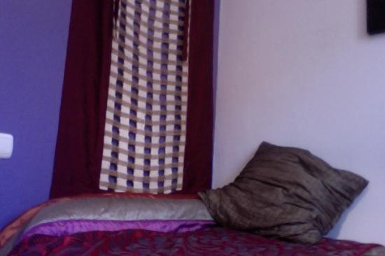 El Asturiano: The bed