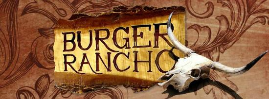 Logo Burger Rancho