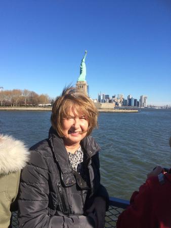 my mother ! - Foto di Manhattan Skyline, New York City - TripAdvisor