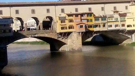 Ponte Vecchio: Altra prospettiva