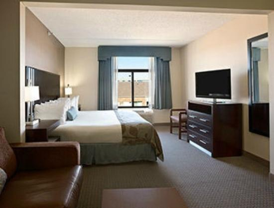 Wingate by Wyndham Oklahoma City Airport: king room