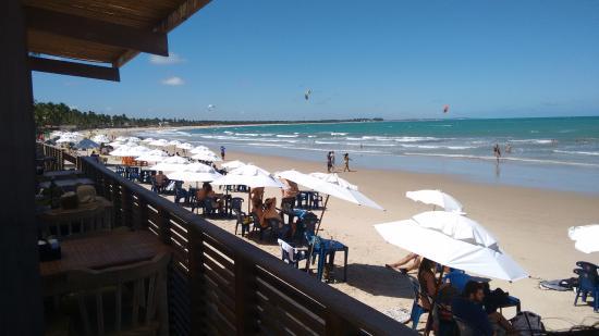 Restaurante Pontal De Maracaipe