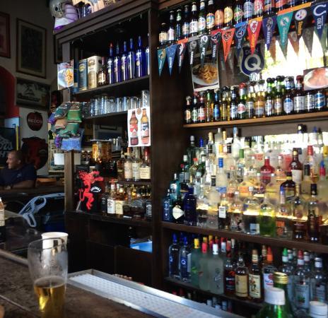 Nono's bar in San Juan Puerto Rico