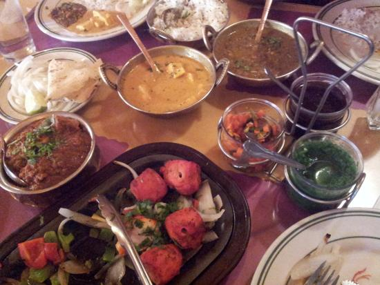 Tandoor india santa monica santa monica menu prices for Akbar cuisine of india santa monica ca