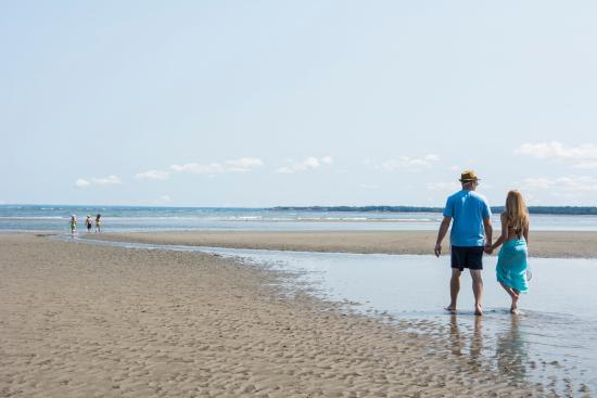 New Brunswick, Canada: Youghall Beach, Bathurst