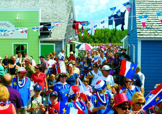 New Brunswick, Canada: Pays de la Sagouine