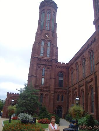Smithsonian National Mall Tours: Monumentales edificaciones, Museos,etc