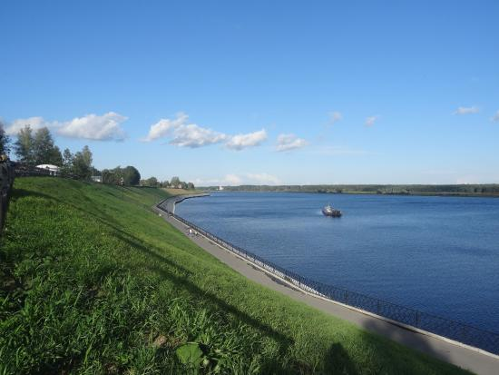 Myshkina  Embankment