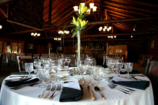Ruttger's Bay Lake Lodge: Ruby's Dining Room