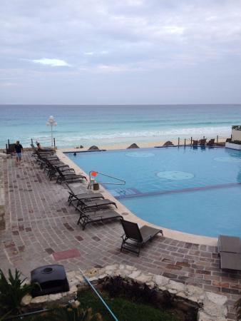 Bsea Cancun Plaza: vista