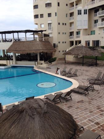 Bsea Cancun Plaza: pileta