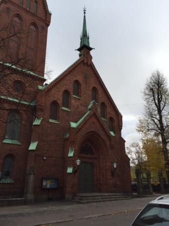 The German Church (Saksalainen kirkko)