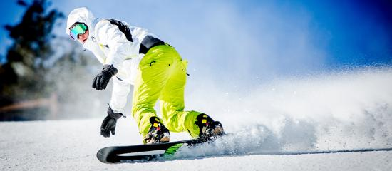 North Carolina: Beech Mountain is eastern North America's highest ski resort.
