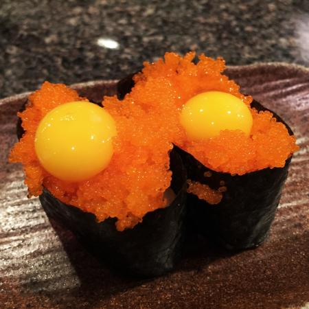 Image gallery masago eggs for Sushi fish eggs