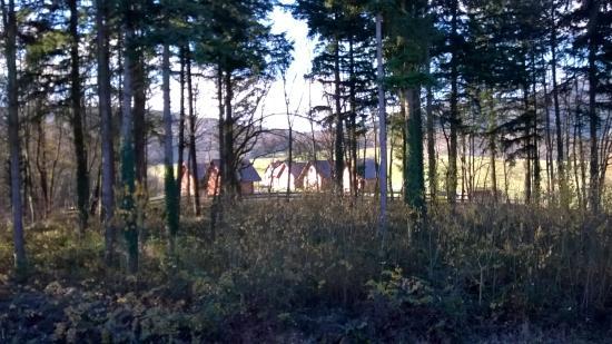 Hotel de la Vallee Noble: weekend de détente au milieu de la forêt