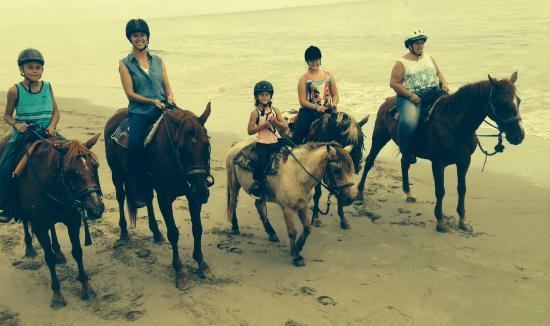 Santa Barbara Beach Horseback Rides Perfect Family Outing