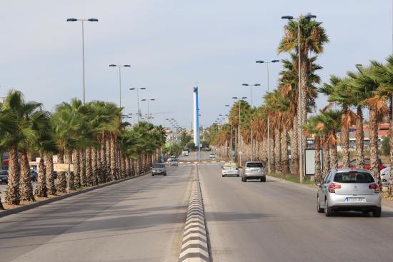 Avenida de las Cortes Valencianas