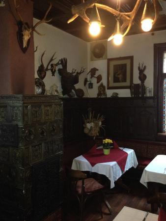 Sonneberg, Jerman: Gastraum