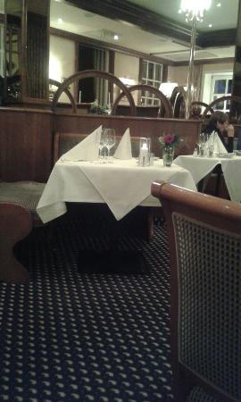 Bad Bederkesa, Tyskland: Restaurant und Essen