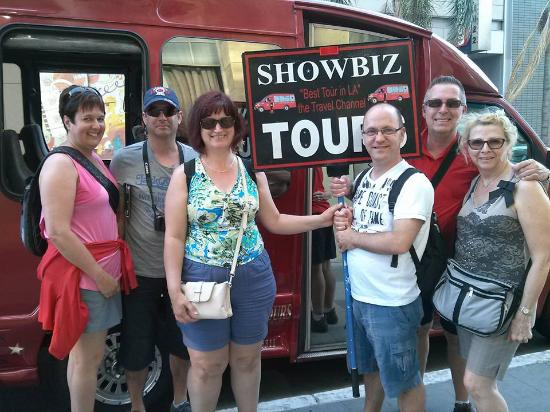 All Star Showbiz Tours: Magic tours with Shelee