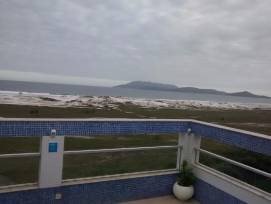Hotel Balneario Cabo Frio: Vista do hotel 2
