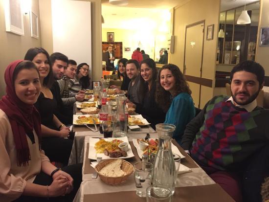 Photo0 Jpg Photo De La Table Afghane Paris Tripadvisor