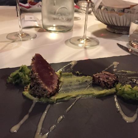 Steak Boutique: Seared Tuna