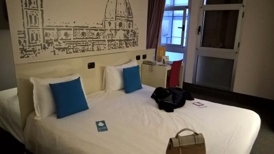 B&B Hotel Firenze City Center: Camera 110