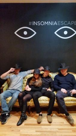 Insomnia Escape Room Dc Washington Dc 2019 All You