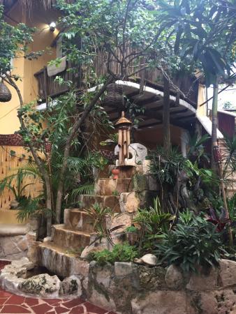 Maison Tulum: scala