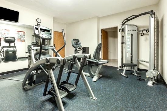 Baymont Inn & Suites Amarillo East : Fitness Center