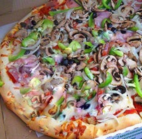 Ocean Shores, WA: Great Pizza