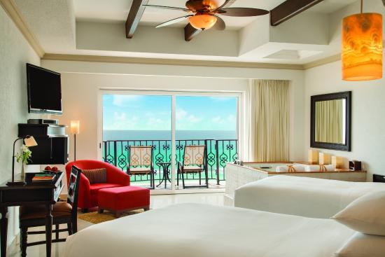 Hyatt Zilara Cancun: Junior Suite Double