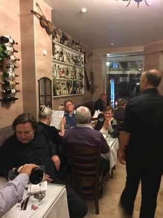 Lazio : Vinsmagning med tilhørende 4 retters menu den 12.12.2015