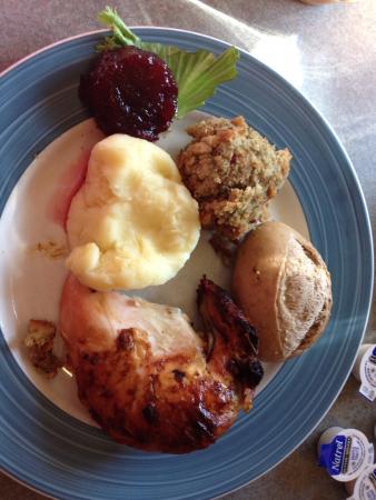 Tillsonburg, Canada : The festive season is back with delicious chicken.