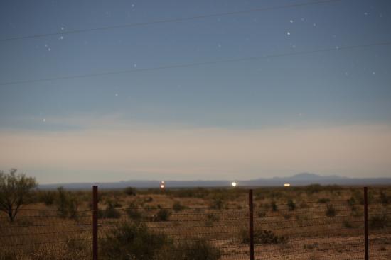 A Marfa Light! - Picture of The Marfa Mystery Lights - Tripadvisor