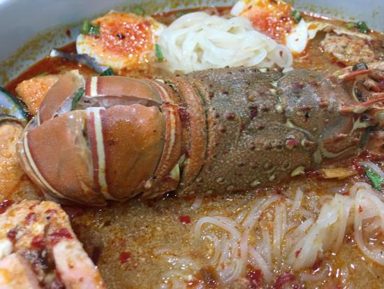 Pe Aor Tom Yum Kung Noodle - Picture of P'Aor, Bangkok - TripAdvisor