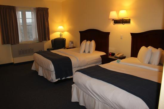 Newport City Inn & Suites: Westfeild Room